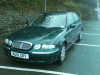 2001 Rover 45 Overview