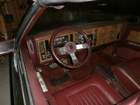 Picture of 1984 Buick Riviera STD Convertible, interior