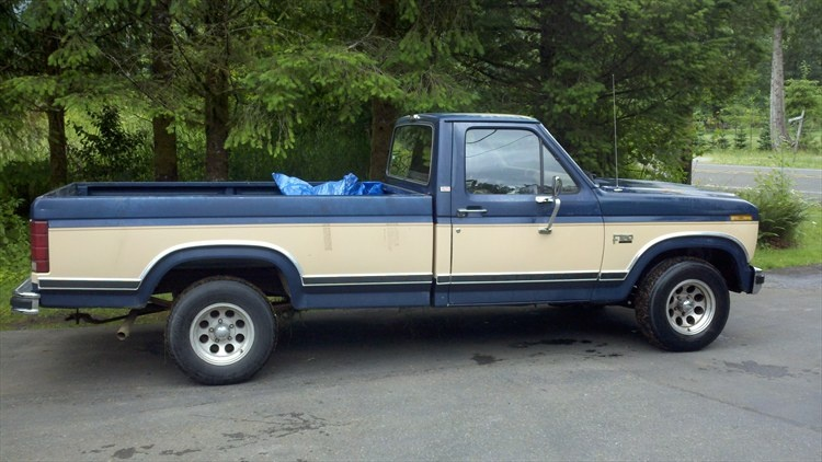 1986 Ford F 150 Overview Cargurus