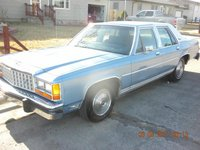 1985 Ford LTD Crown Victoria Overview