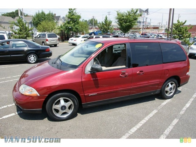 Picture of 2002 Ford Windstar SEL, exterior, gallery_worthy