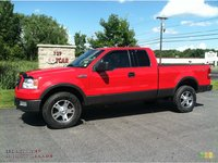 Picture of 2004 Ford F-150 FX4 Ext. Cab Flareside 4WD, exterior, gallery_worthy