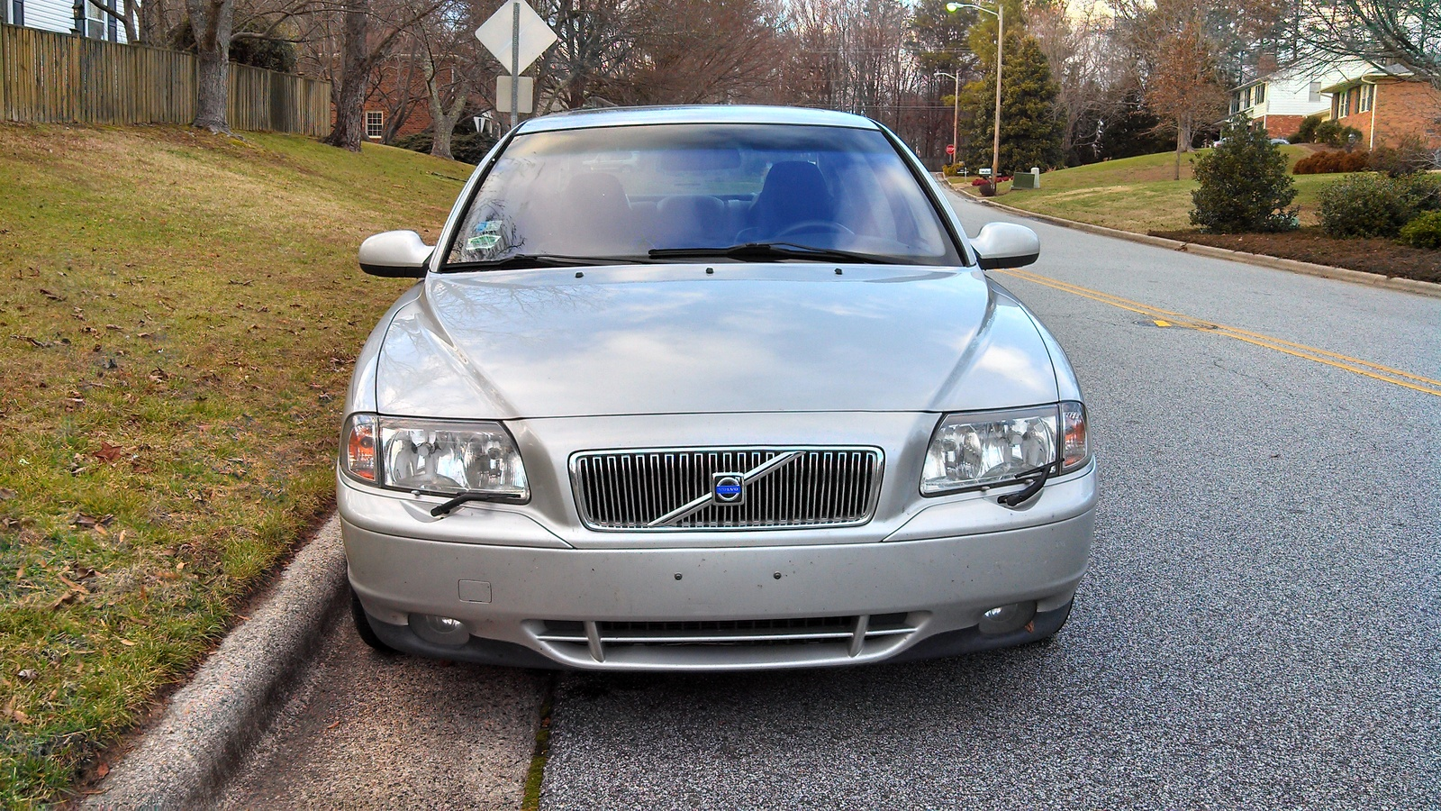 Volvo S T Executive Pic on 1999 Volvo S80 T6 Specs