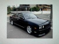 1991 Nissan Cefiro Overview