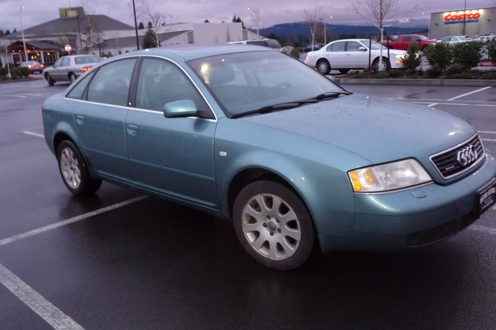 1999 Audi A6 - Pictures