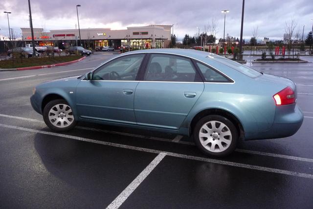 Picture of 1999 Audi A6 2.8 quattro Sedan AWD, exterior, gallery_worthy