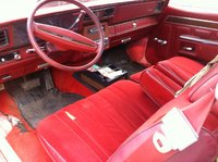 1977 Chevrolet Impala picture, interior