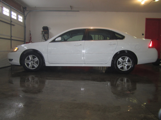 Picture of 2010 Chevrolet Impala LS, exterior, gallery_worthy