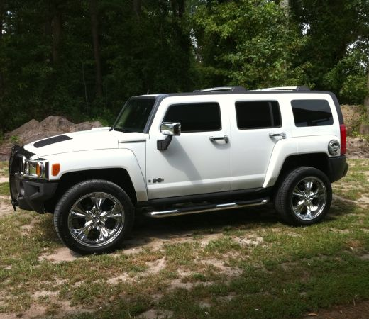 Picture of 2006 Hummer H3 4dr SUV 4WD, exterior