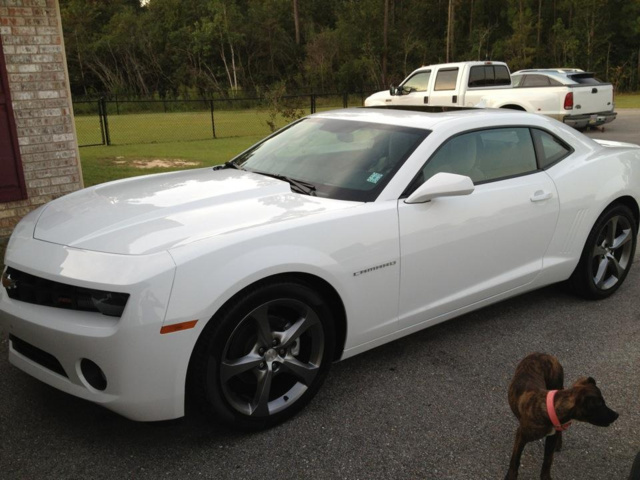 Picture of 2013 Chevrolet Camaro 2SS, exterior