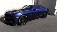 Picture of 2012 Chevrolet Camaro 2SS Coupe RWD, exterior, gallery_worthy