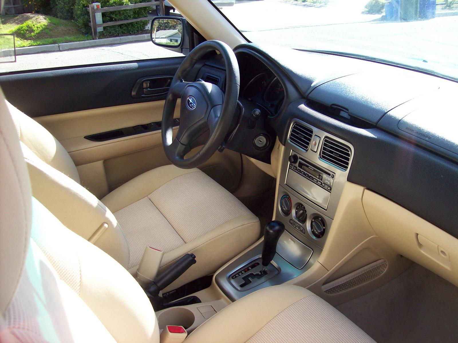 2008 Subaru Forester Pictures Cargurus