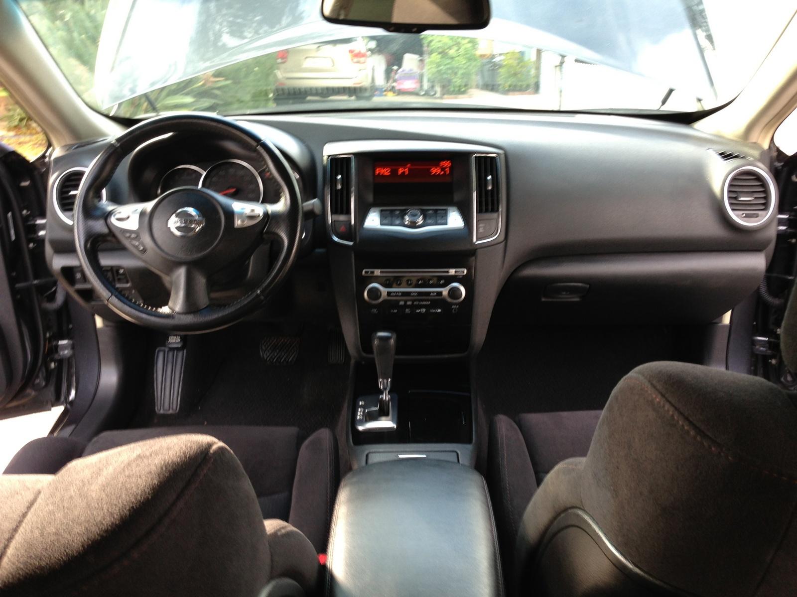 2010 Nissan Maxima Interior Pictures Cargurus