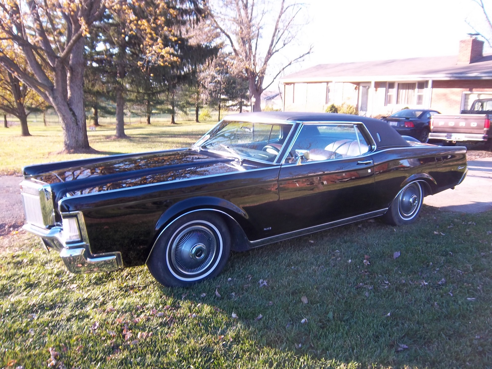 1968 lincoln continental exterior pictures cargurus. Black Bedroom Furniture Sets. Home Design Ideas