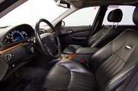 Picture of 2005 Mercedes-Benz S-Class S 55 AMG, interior, gallery_worthy