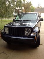 2012 Jeep Liberty Sport 4WD picture, exterior