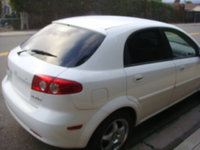 Picture of 2005 Suzuki Reno 4 Dr S Hatchback, exterior