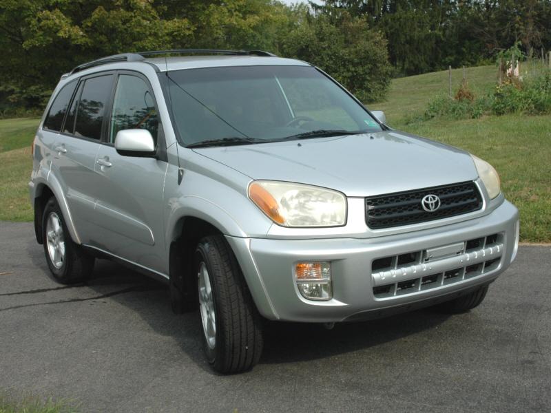 2002 Toyota Rav4 Pictures Cargurus