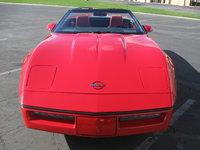 Picture of 1987 Chevrolet Corvette Convertible, exterior