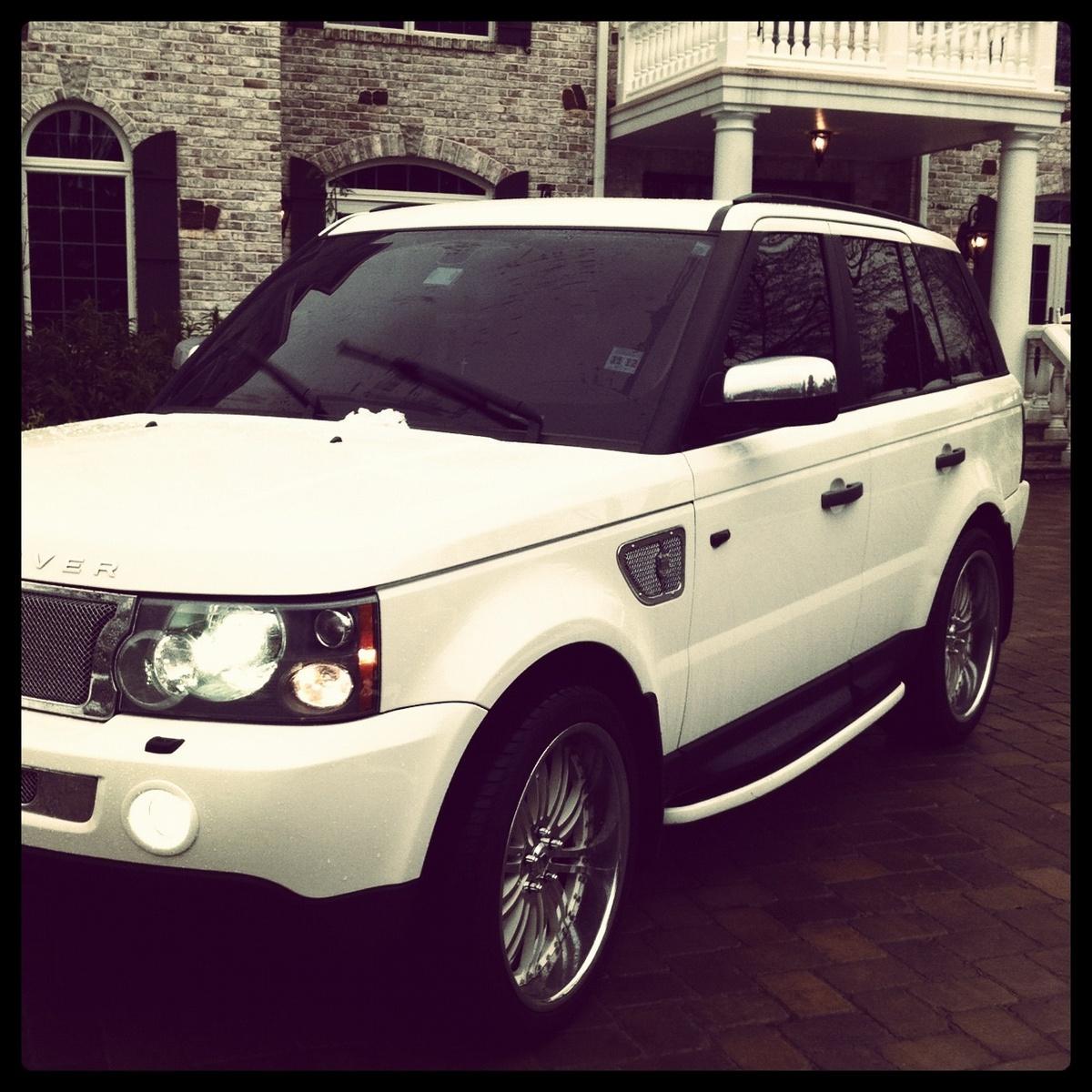 2008 Land Rover Range Rover Sport Interior: 2007 Land Rover Range Rover Sport