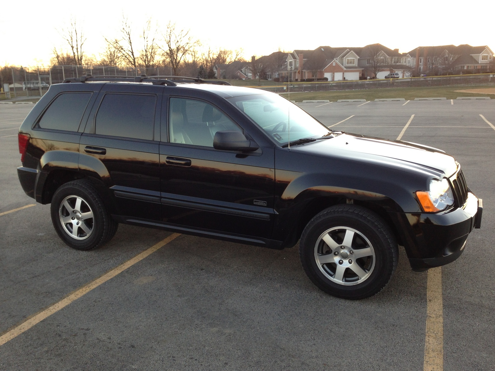 picture of 2008 jeep grand cherokee laredo 4wd exterior. Cars Review. Best American Auto & Cars Review