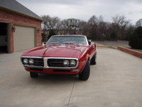 1968 Pontiac Firebird Overview