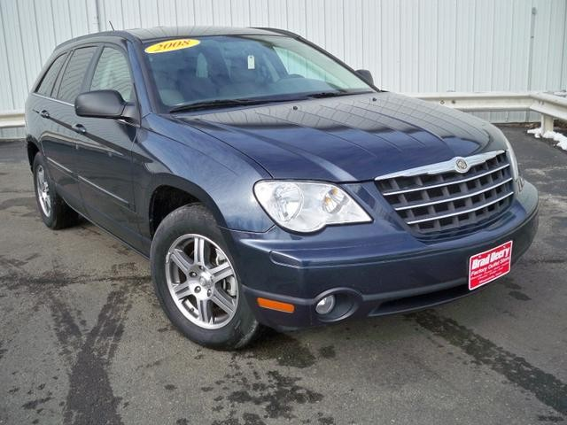 2008 Chrysler Pacifica Limited, 2008 Chrysler Pacifica, exterior