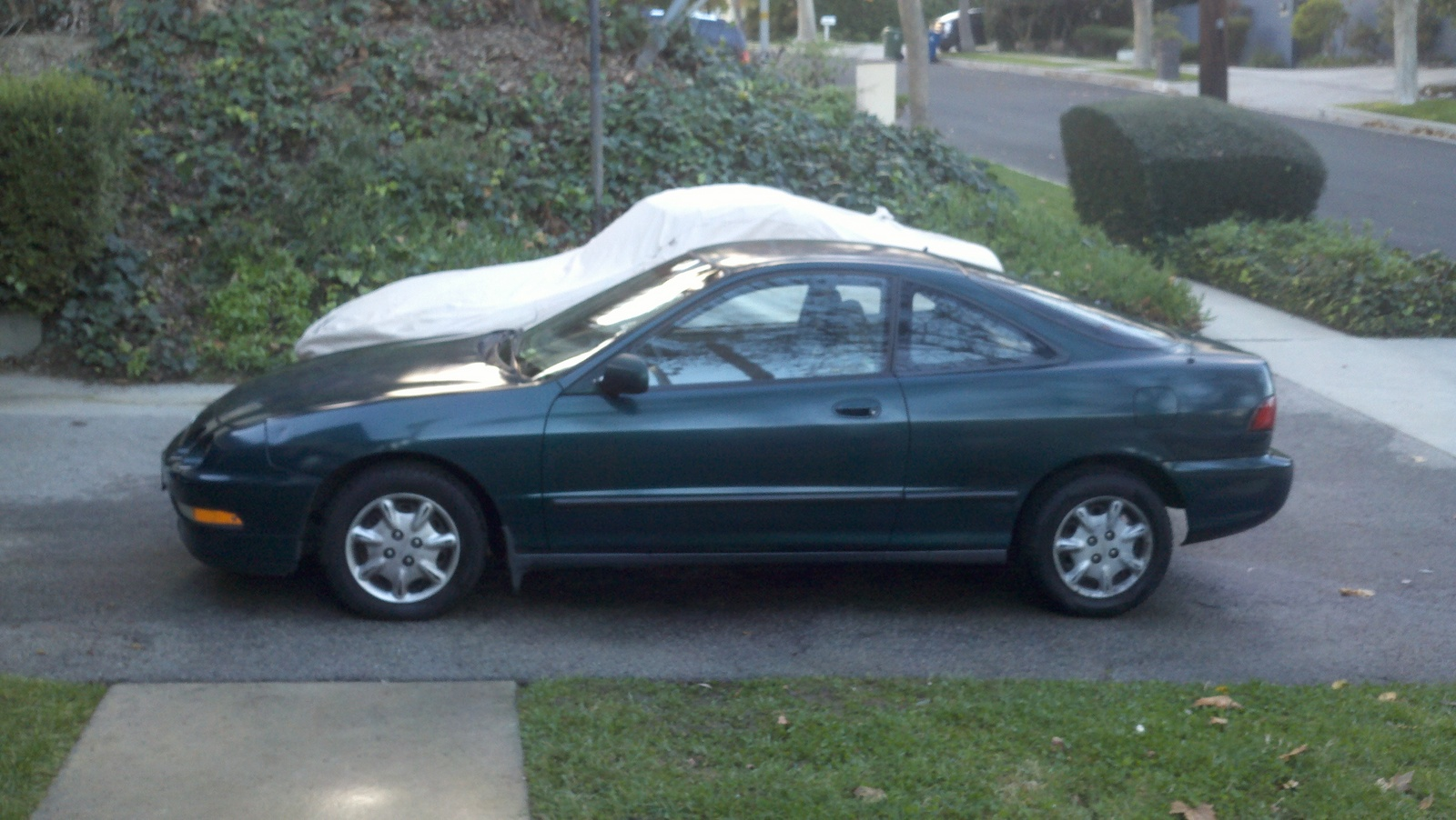 Acura Integra Dr Rs Hatchback Pic