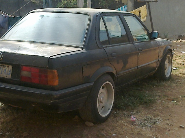 Picture of 1996 BMW 3 Series
