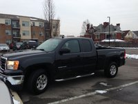 Picture of 2010 GMC Sierra 1500 SLE Ext. Cab, exterior, gallery_worthy