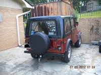 1979 Jeep CJ7 Overview