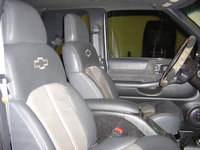 Picture of 2000 Chevrolet Blazer 2 Dr LS 4WD SUV, interior