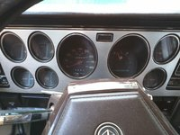 Picture of 1983 Dodge Mirada, interior
