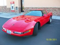 Picture of 1991 Chevrolet Corvette ZR1 Coupe RWD, exterior, gallery_worthy