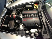 Picture of 2005 Chevrolet Corvette Coupe RWD, engine, gallery_worthy