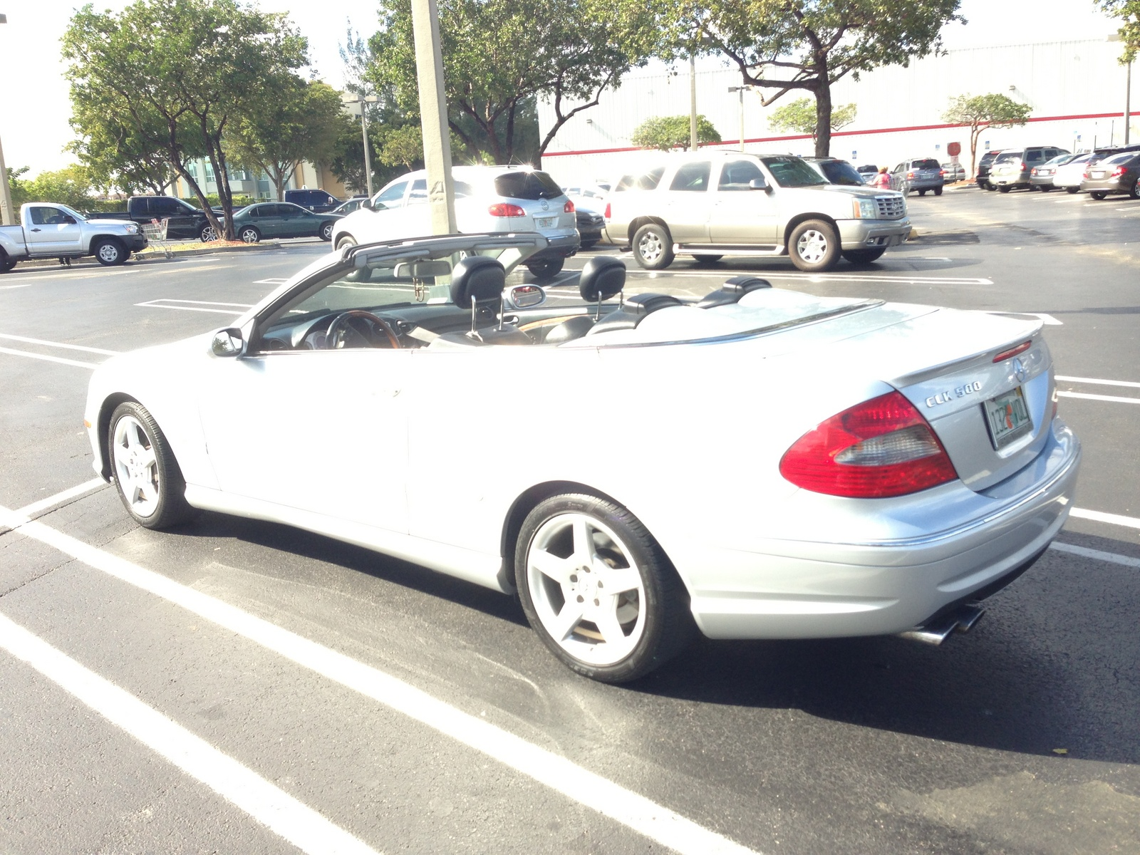 Mercedes benz clk 500 convertible price for Mercedes benz for sale cargurus