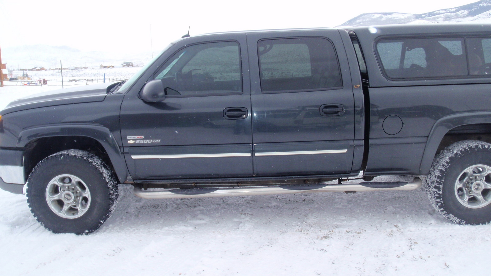 2013 chevrolet silverado 2500hd lt crew cab 4x4 in blue topaz metallic. Cars Review. Best American Auto & Cars Review