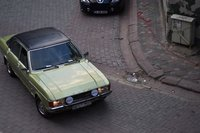 1973 Ford Granada Overview
