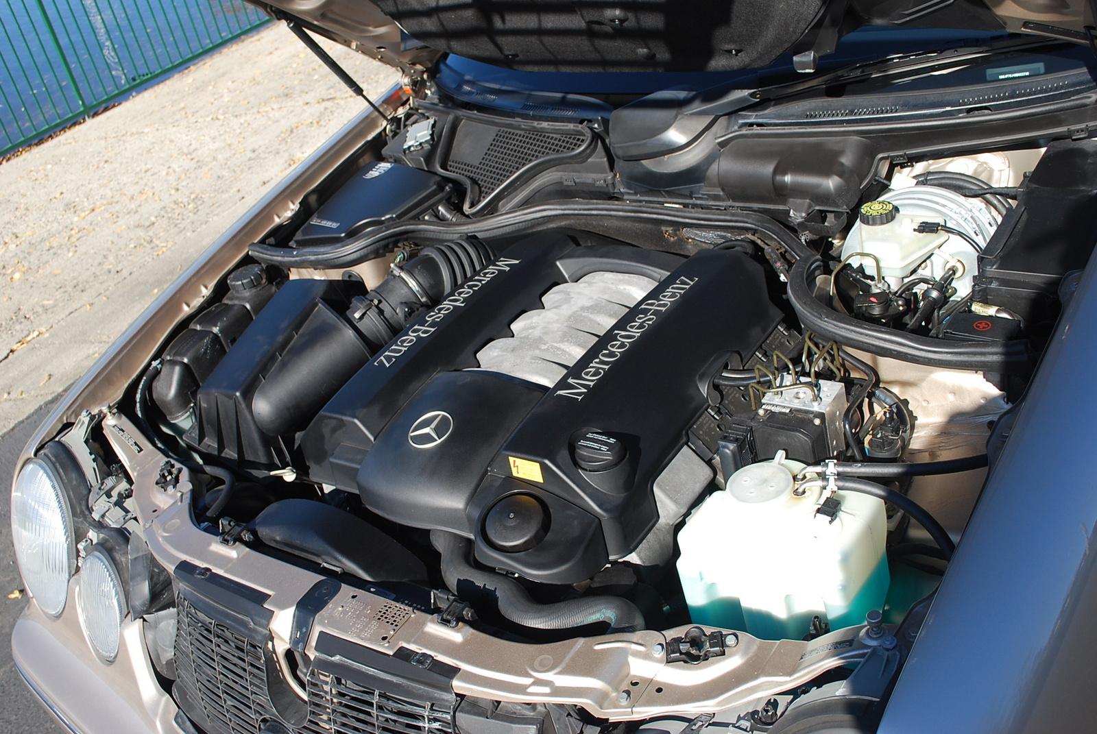 2002 mercedes benz e class pictures cargurus for Mercedes benz e320 engine