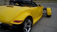 2002 Chrysler Prowler Overview