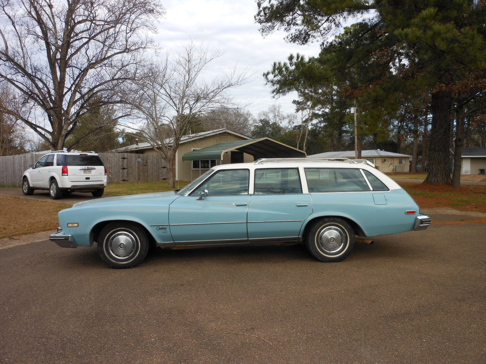 Buick Century Pic on 1989 Buick Electra Park Avenue