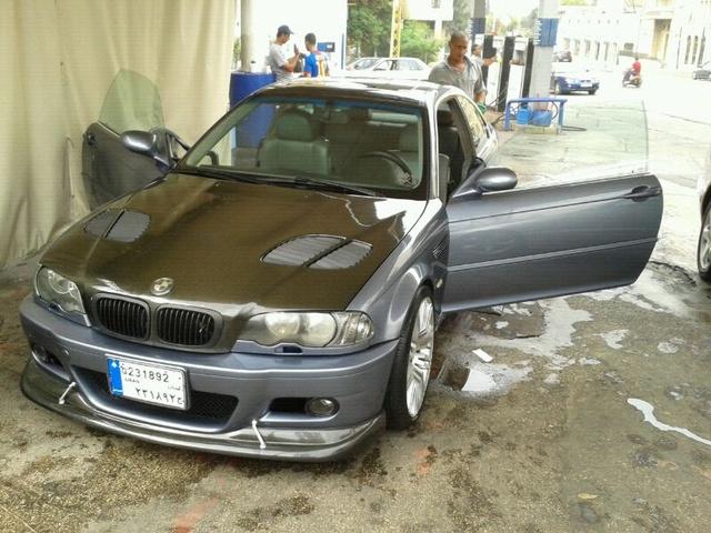 Foto de un 2001 BMW M3