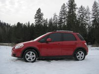 Picture of 2008 Suzuki SX4 Crossover Touring AWD, exterior