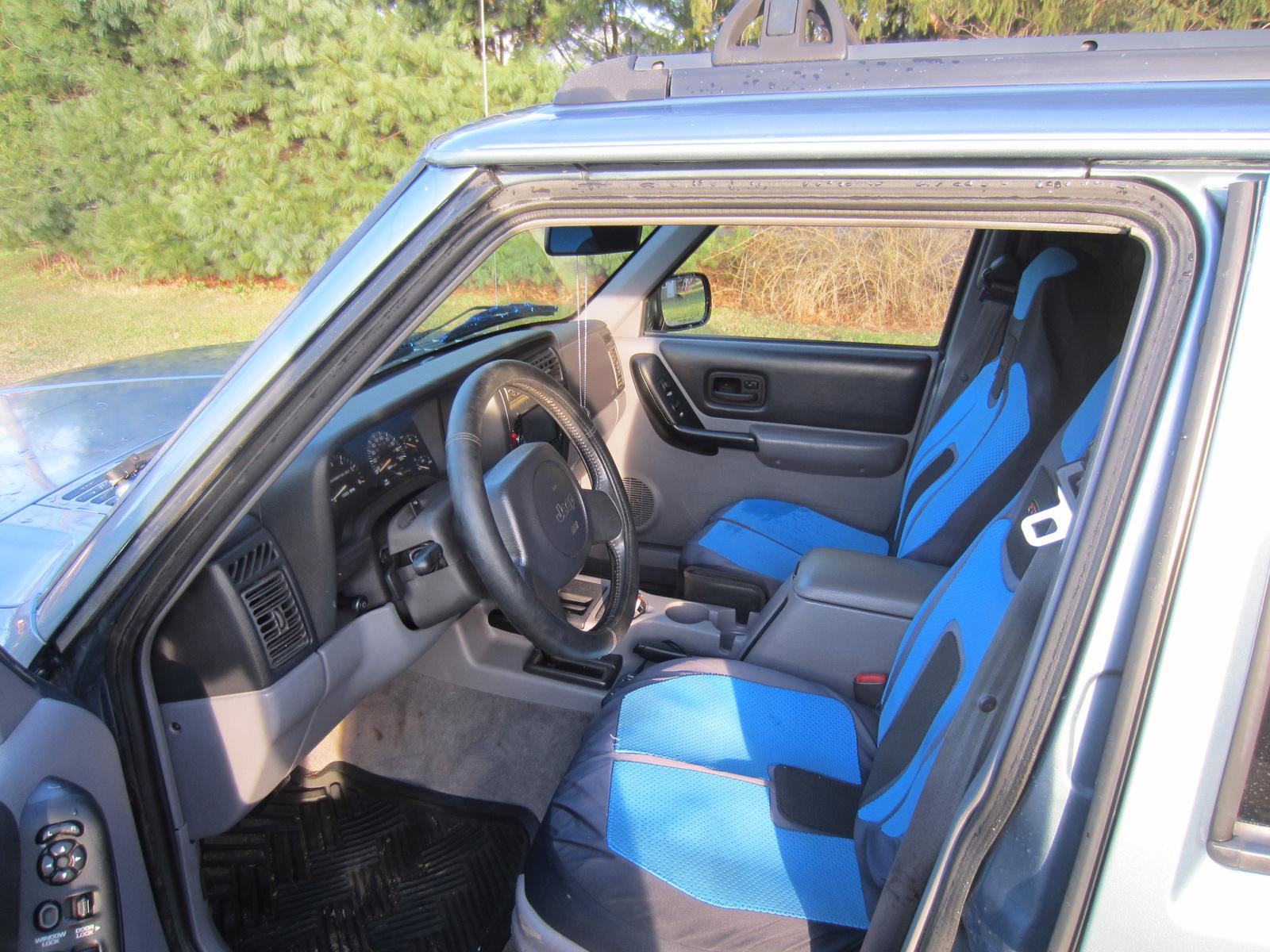 1997 Jeep Cherokee Interior Pictures Cargurus