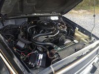 Picture of 1986 Jeep Wagoneer, engine
