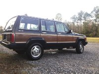 1986 Jeep Wagoneer Picture Gallery