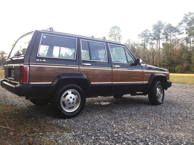 Picture of 1986 Jeep Wagoneer