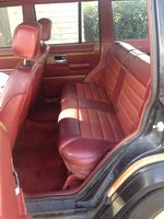 Picture of 1986 Jeep Wagoneer, interior