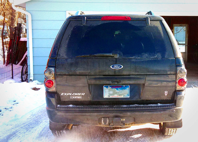 Picture of 2003 Ford Explorer Limited V8 4WD, exterior