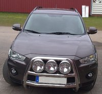 Picture of 2011 Mitsubishi Outlander, exterior, gallery_worthy